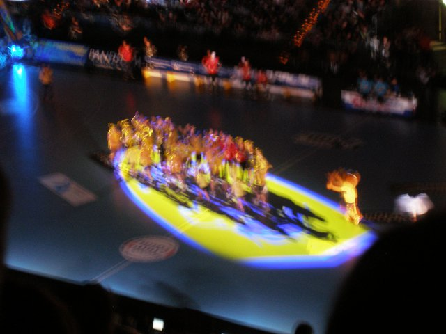 Handball SAP Arena