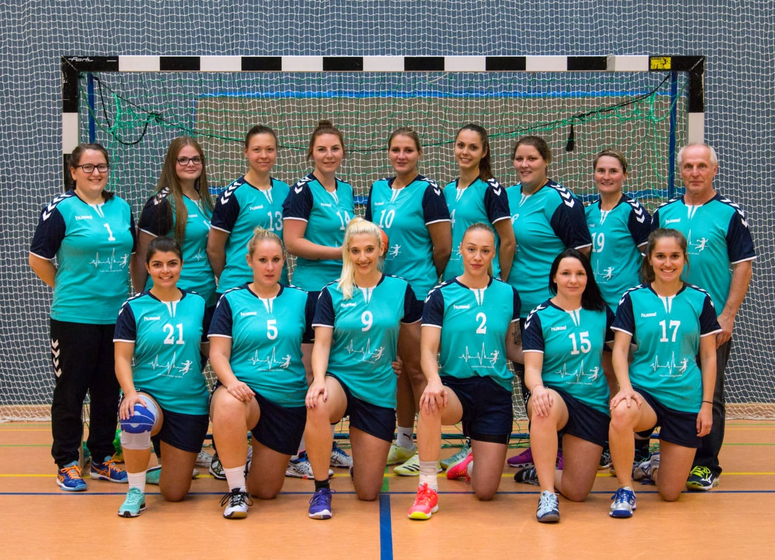 Frauenteam 2018/19